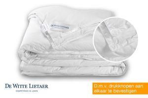 Dekbedden polyester 4-seizoenen - De Witte Lietaer