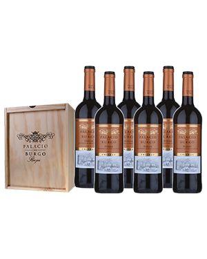 Rioja Crianza Palacio del Burgo - Rioja Spanje (6fl)