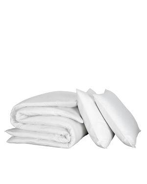 Bedlinnen wit