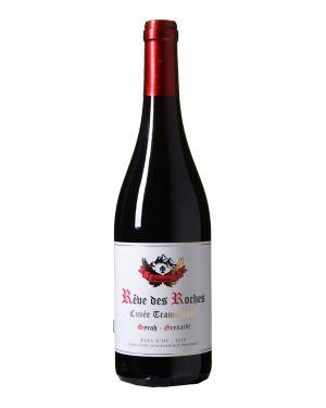 Rêve des Roches Rouge Cuvée Tramontane - Pays d'Oc FR