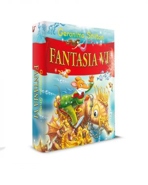 Fantasia VI, Geronimo Stilton