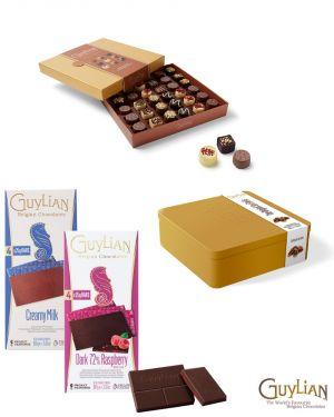 Chocoladepakket Guylian