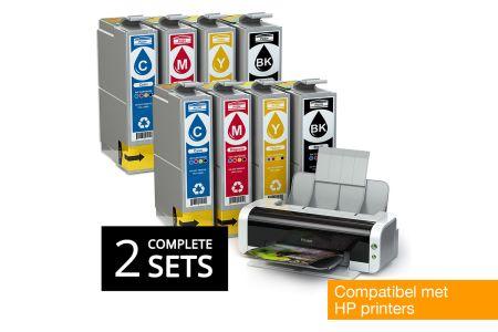 Inktpatronen compatibel met HP