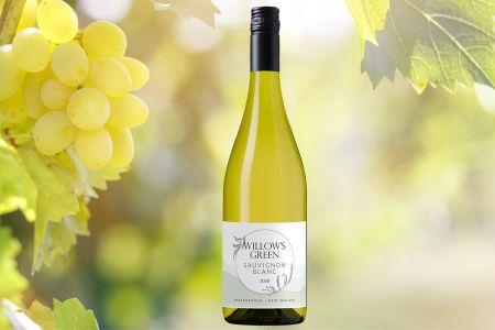 Willow's Green Sauvignon Blanc - Marlborough Nieuw-Zeeland