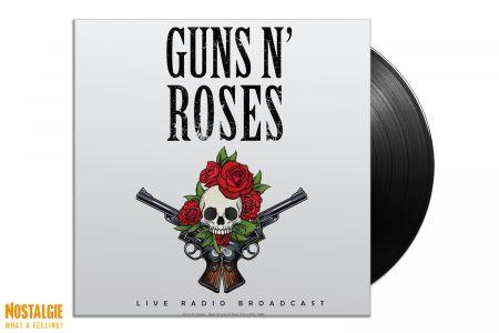Lp vinyl Guns N' Roses - Best of Live at the New York Ritz 1988