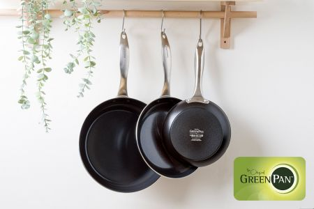 GreenPan set van 3 braadpannen