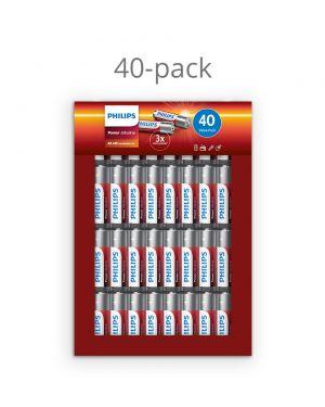 40 x AA batterijen