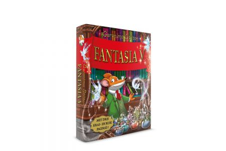 Fantasia V, Geronimo Stilton