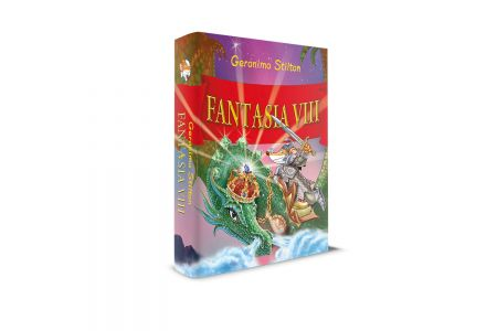 Fantasia VIII, Geronimo Stilton