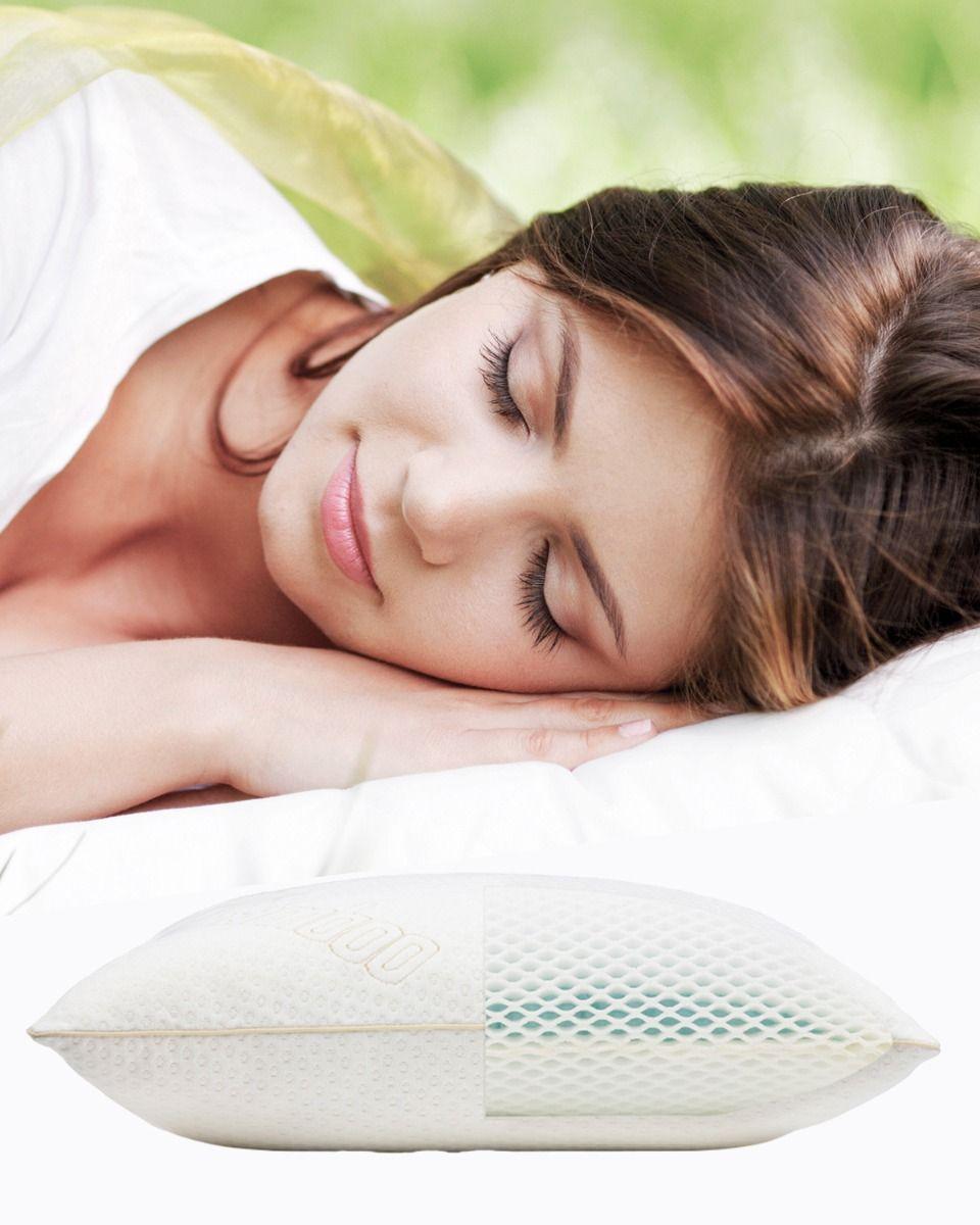 Air Comfort Bamboo kussen Vitality Pur