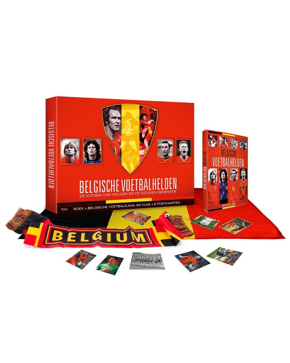 Belgische Voetbalhelden box