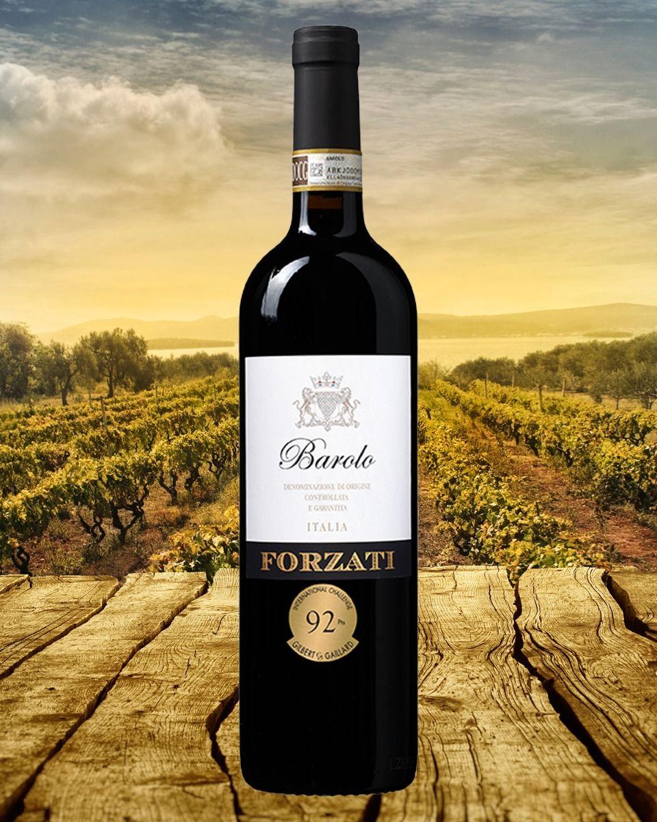 Forzati Barolo DOCG - Piemonte Italië