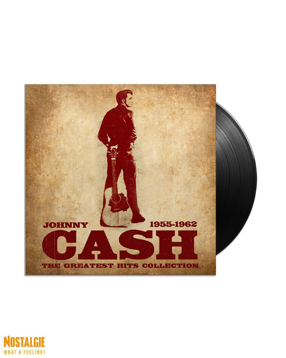 Lp vinyl Johnny Cash - The Greatest Hits Collection