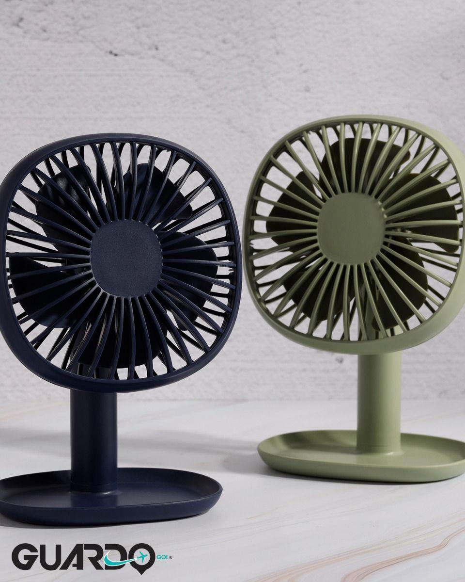 Oplaadbare ventilator