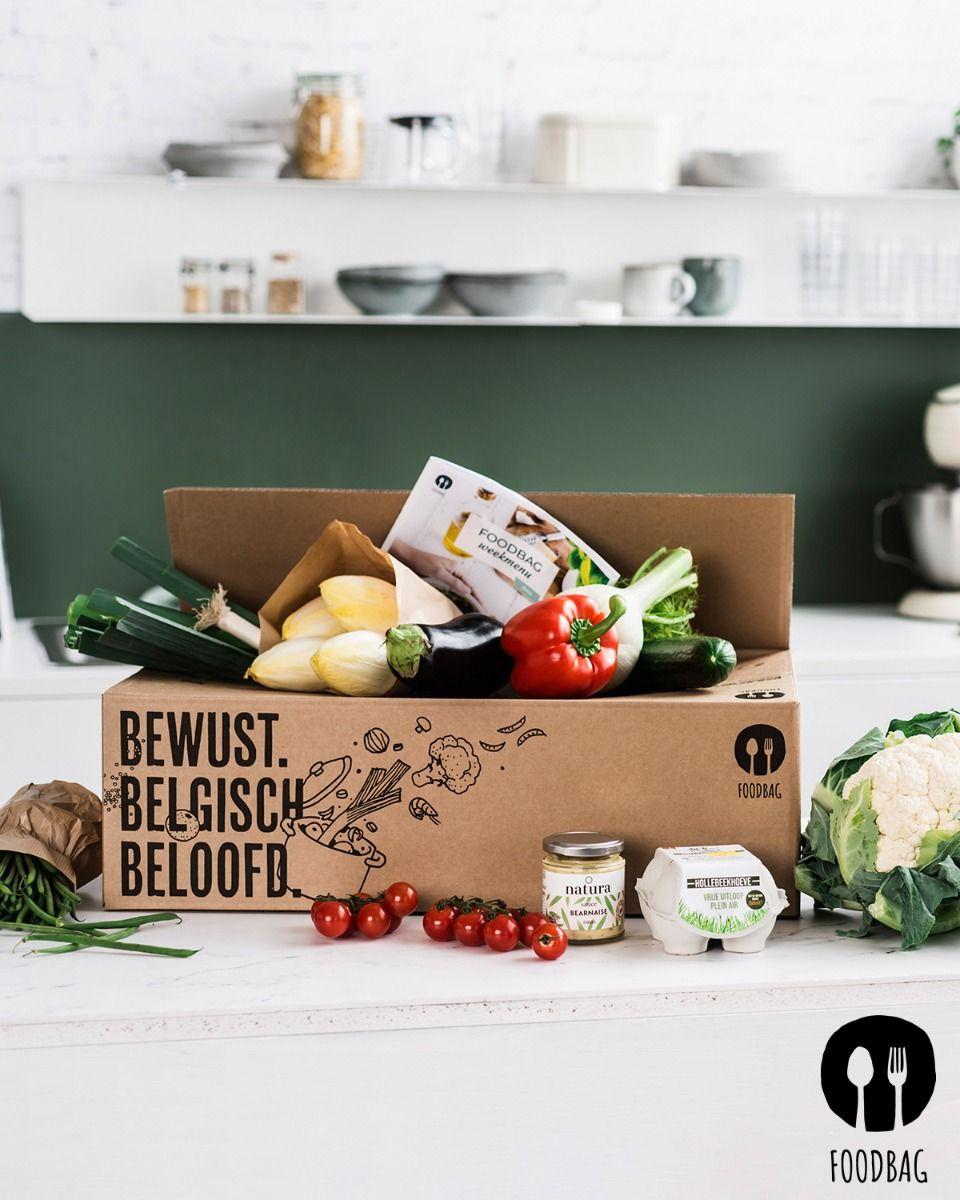 Foodbag bon t.w.v. € 50