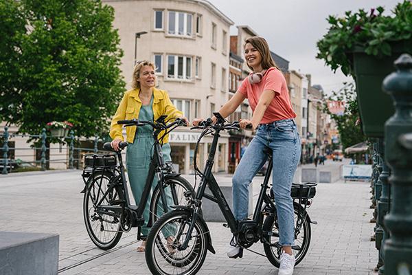 Elektrische fietsen Veloci