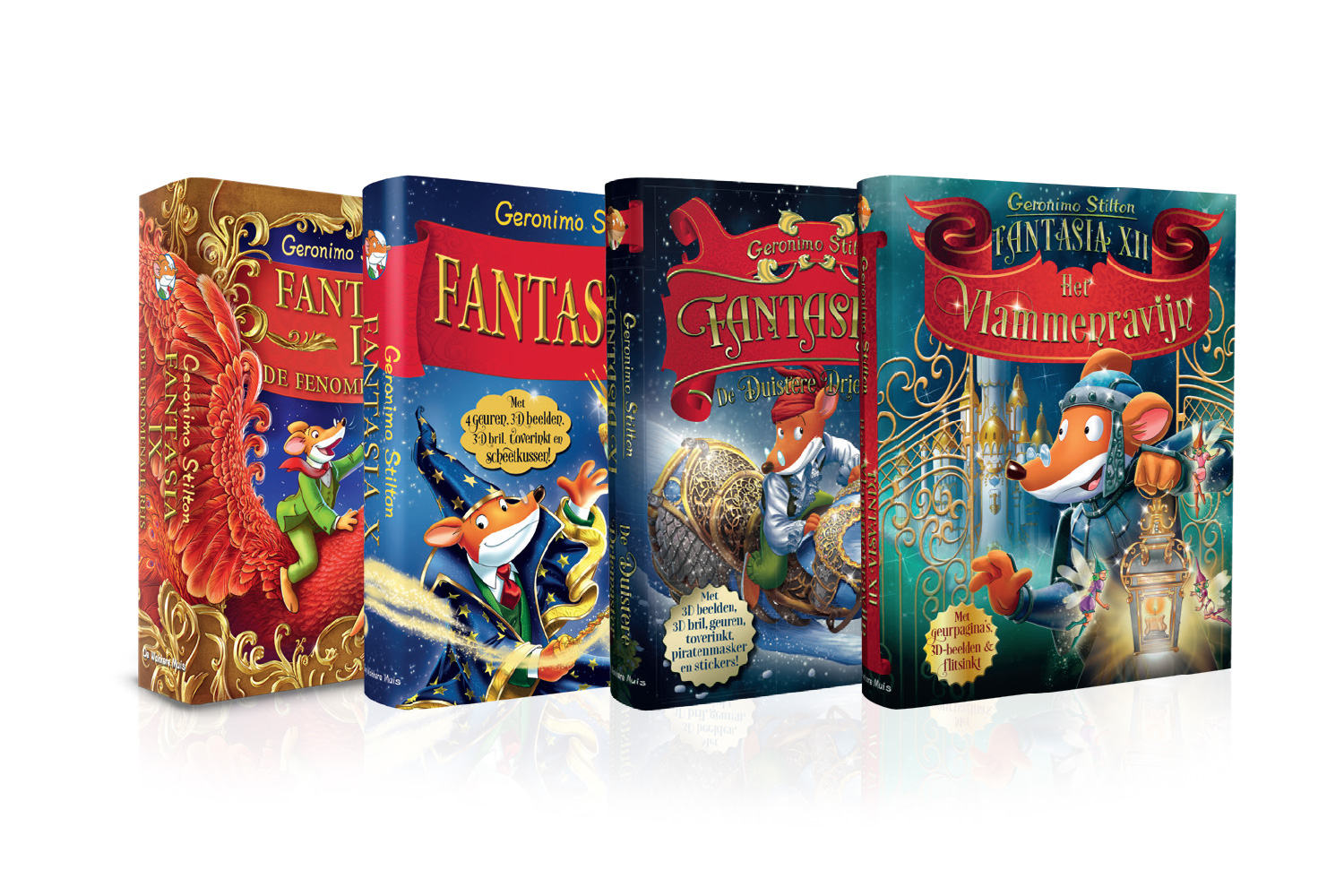 Geronimo Stilton III
